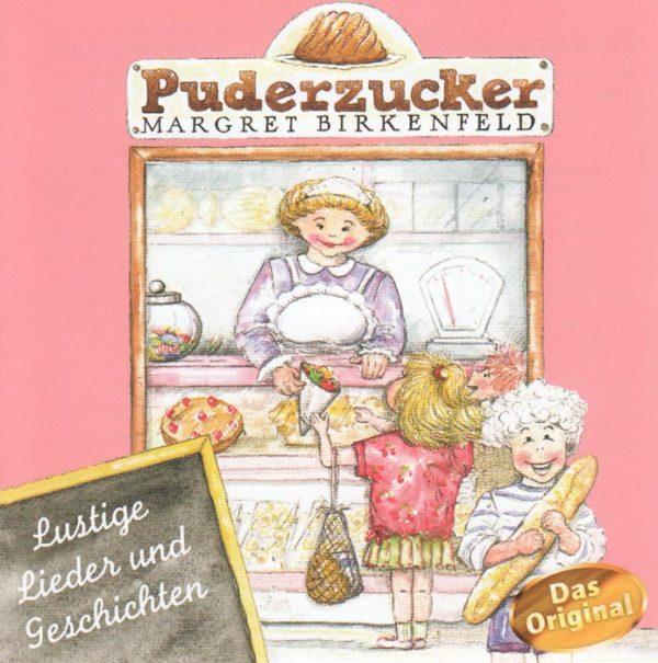 Puderzucker CD 600x605 - Puderzucker Audio-CD