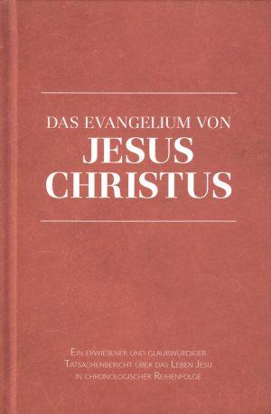 Das Evangelium von Jesus Christus 300x459 - Das Evangelium von Jesus Christus