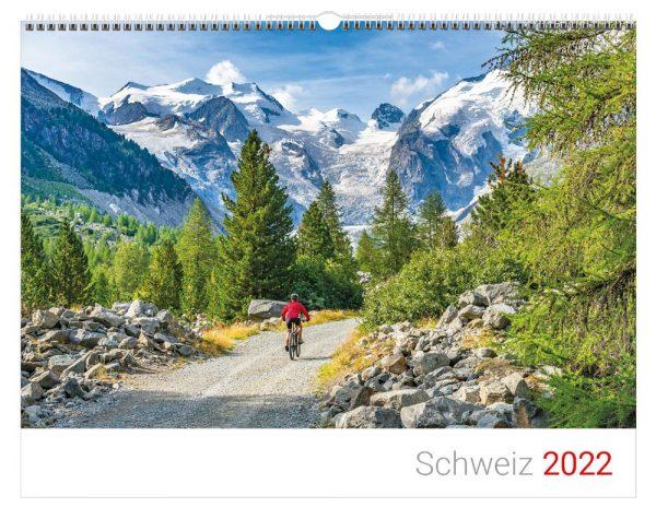 Schweizer Bergkalender 2022