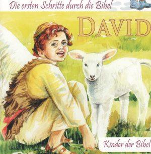 David neu 300x305 - David - Kinder der Bibel Pappbuch