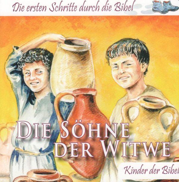 Die Söhne der Witwe - Kinder der Bibel Pappbuch