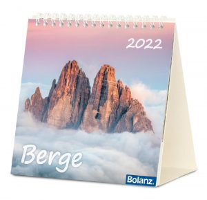Berge 2022 Tischkalender